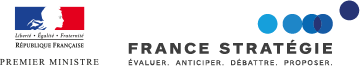 Site logo - Commissariat à la stratégie et à la prospective