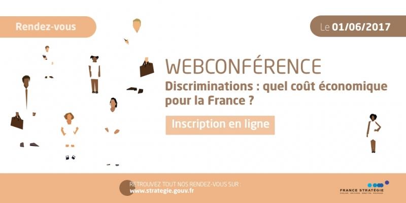 Webconférence - Discriminations à l'emploi