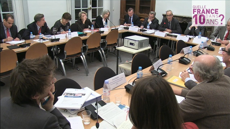 #FR10A : Le Sénat livre ses propositions à Jean Pisani-Ferry