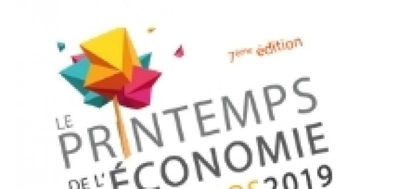 Le Printemps de l'économie 2019