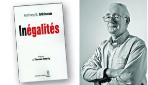 """Anthony B. Atkinson, """"Inégalités"""" paru aux Éditions du Seuil"""