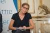 Claire Bernard, chargée de mission au département économie-finances
