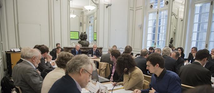Cinquième réunion plénière de la Plateforme RSE