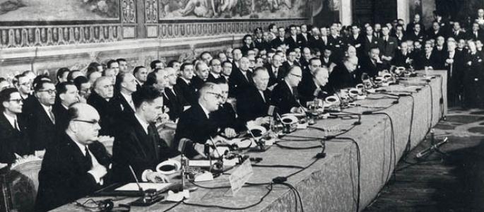 25 mars 1957-25 mars 2017 : le Traité de Rome a 60 ans