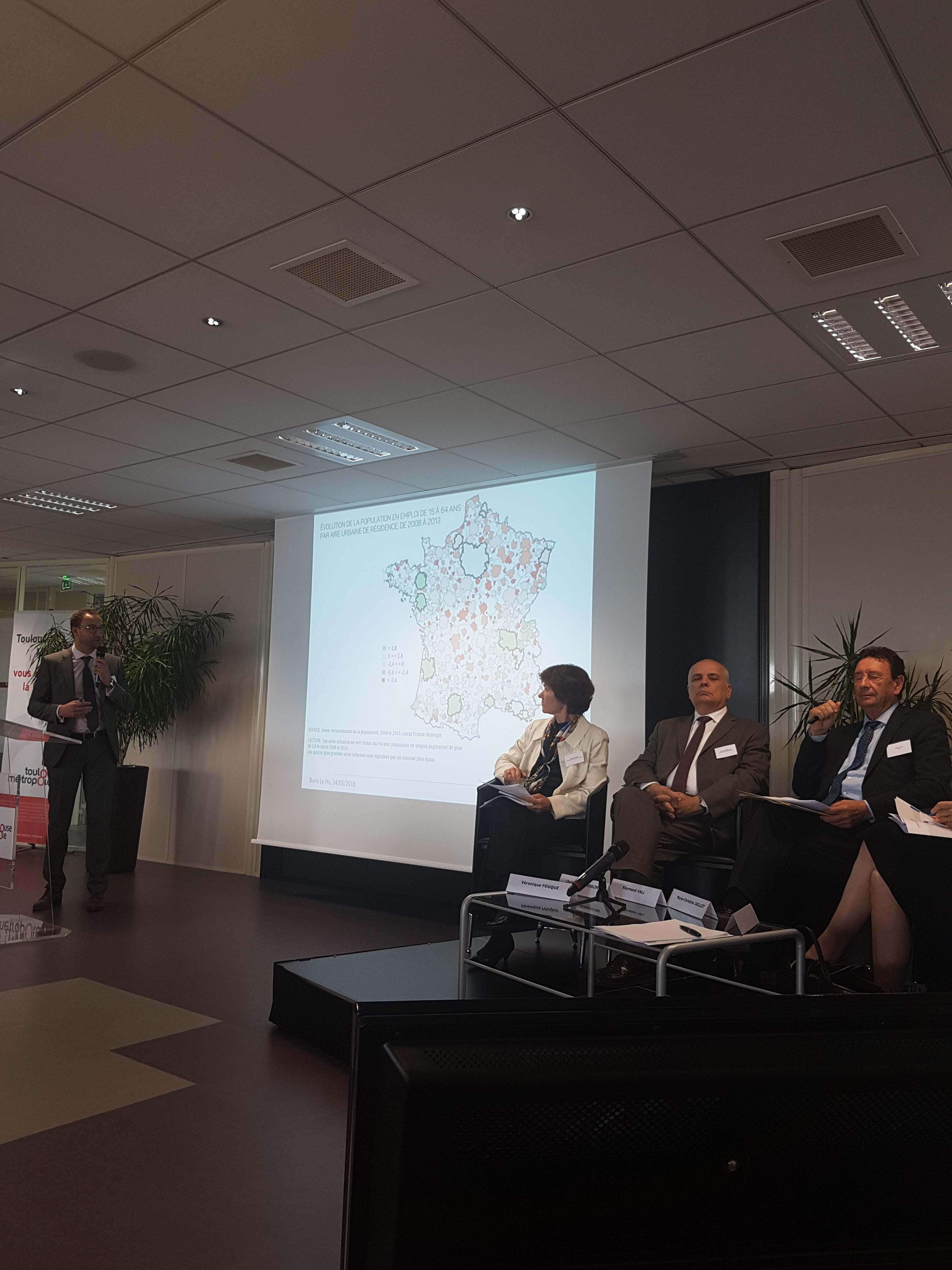 Quelle stratégie pour la cohésion territoriale en France ?