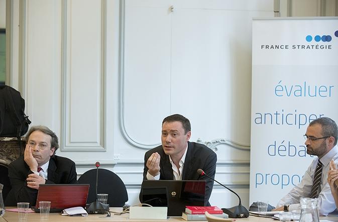 Débat sur les jeunes générations en France