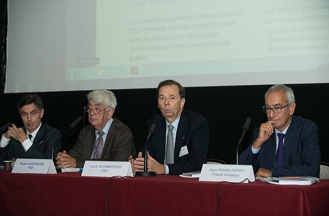 Colloque sur l'évaluation socioéconomique des projets de transport