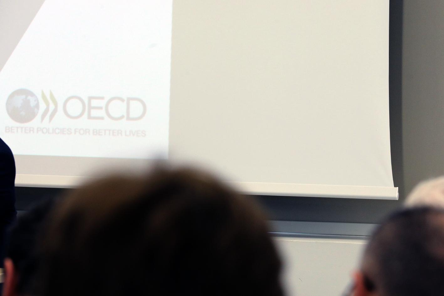 """Présentation de l'étude de l'OCDE """"Taxe carbone : quel impact environnemental et économique ?"""""""