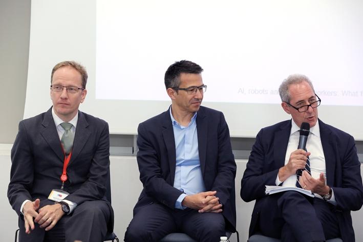 IA, robots et travailleurs des plateformes : l'avenir de la protection sociale en question