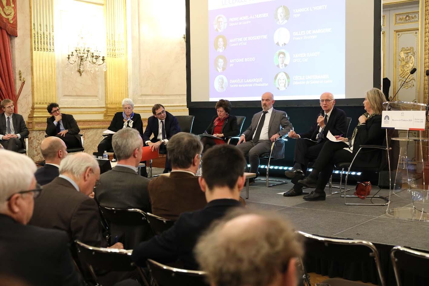 Les Rencontres de l'Évaluation - Édition 2020