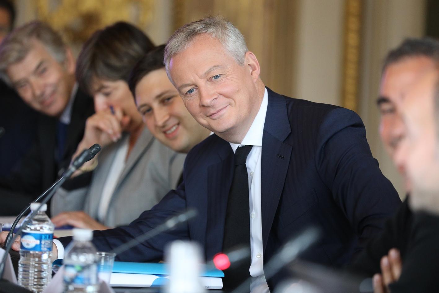 Première réunion du comité d'évaluation de la loi Pacte