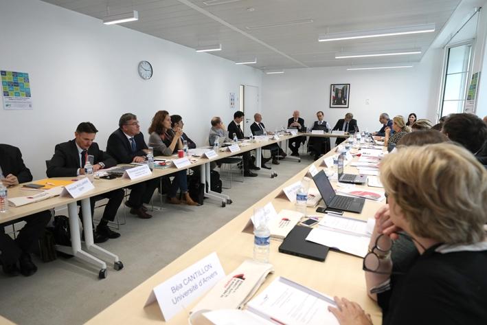 Comité Pauvreté - première réunion