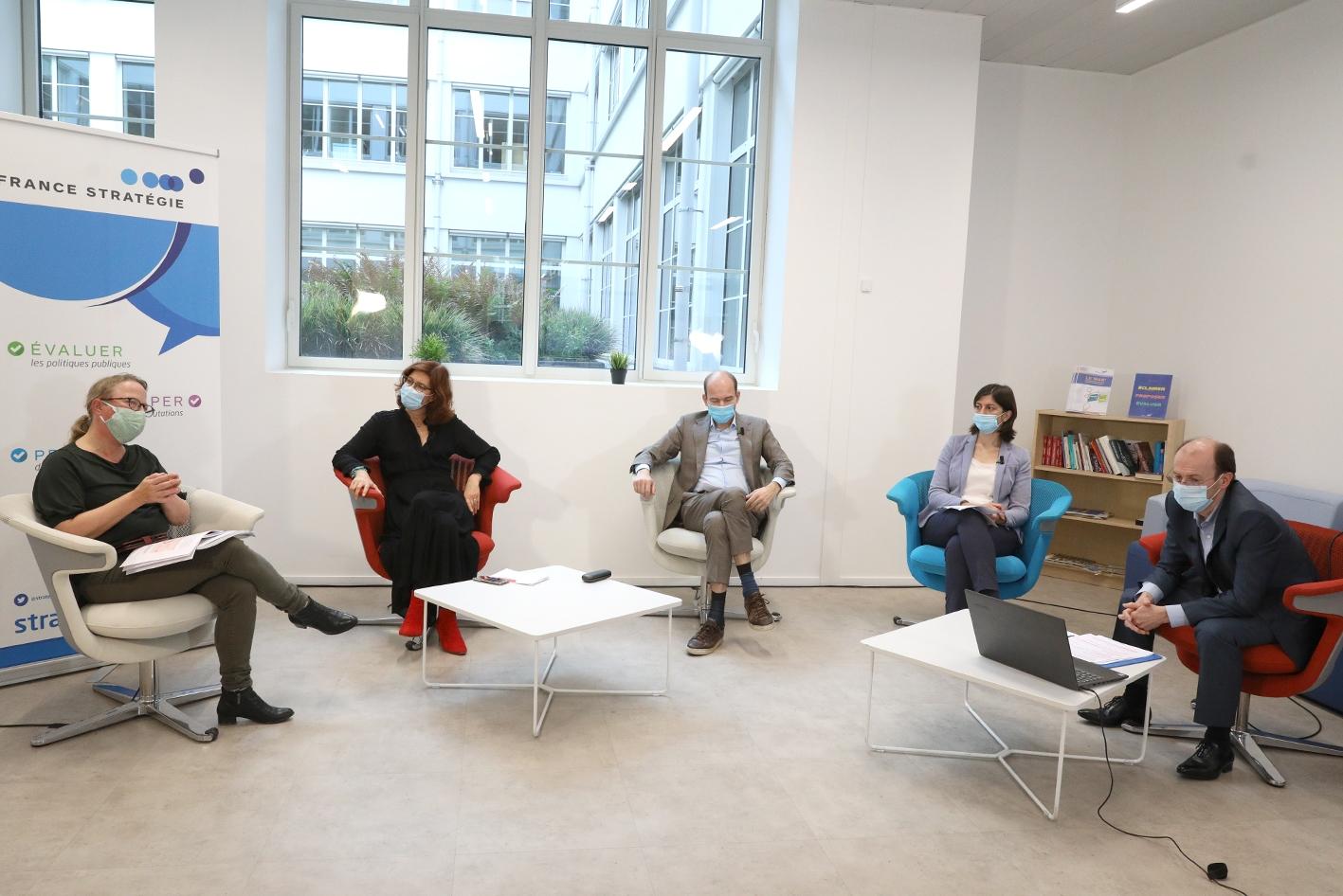 Webconférence #2 - Comment observer l'impact de la transition écologique sur les métiers et les compétences ?