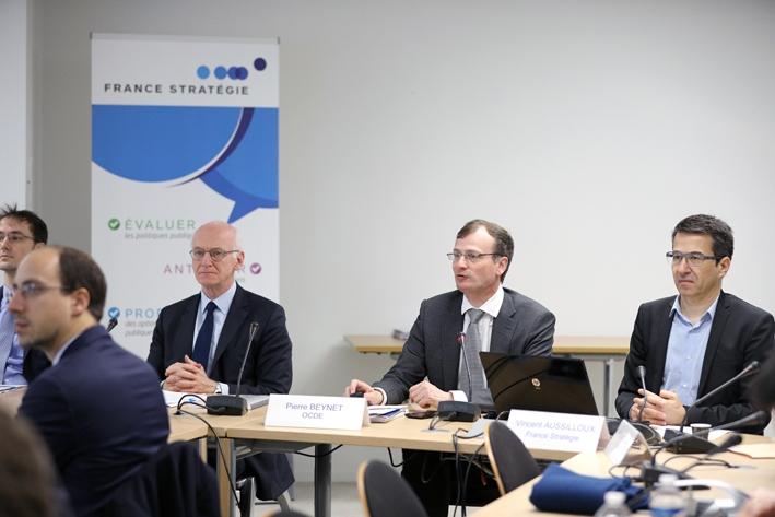 Quel agenda pour la croissance en France ? Présentation de l'étude OCDE France 2019