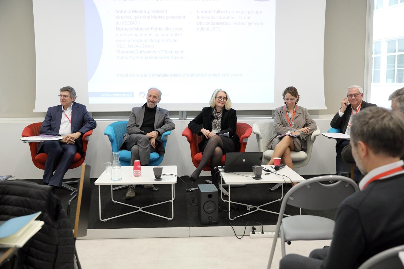 Biomimétisme : quels leviers de développement ? quelles perspectives en France ?