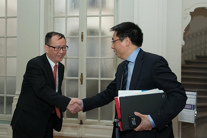Regards croisés France – Chine