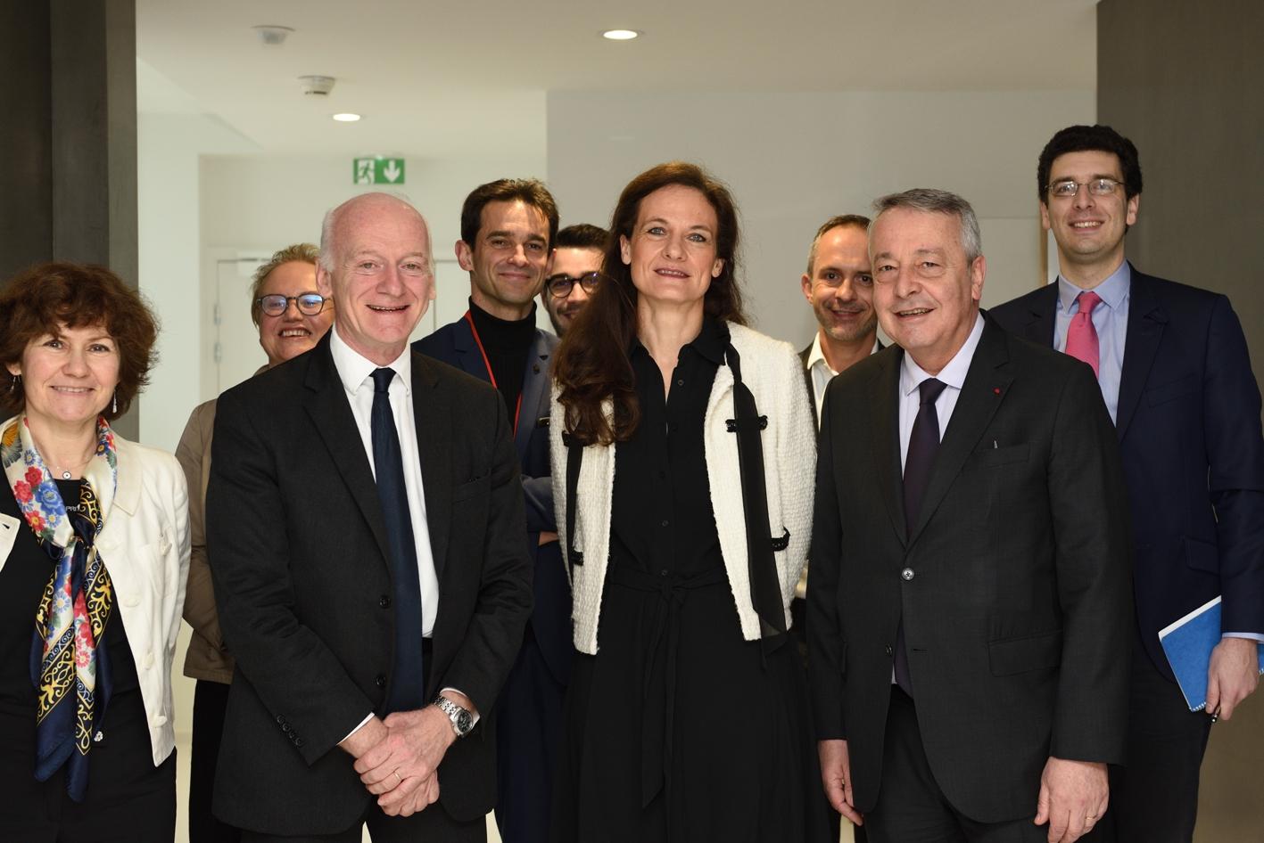 L'Institut de l'Entreprise et France Stratégie signent un partenariat