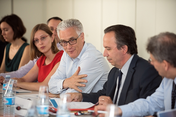 Présentation du rapport Better Energy, Greater Prosperity