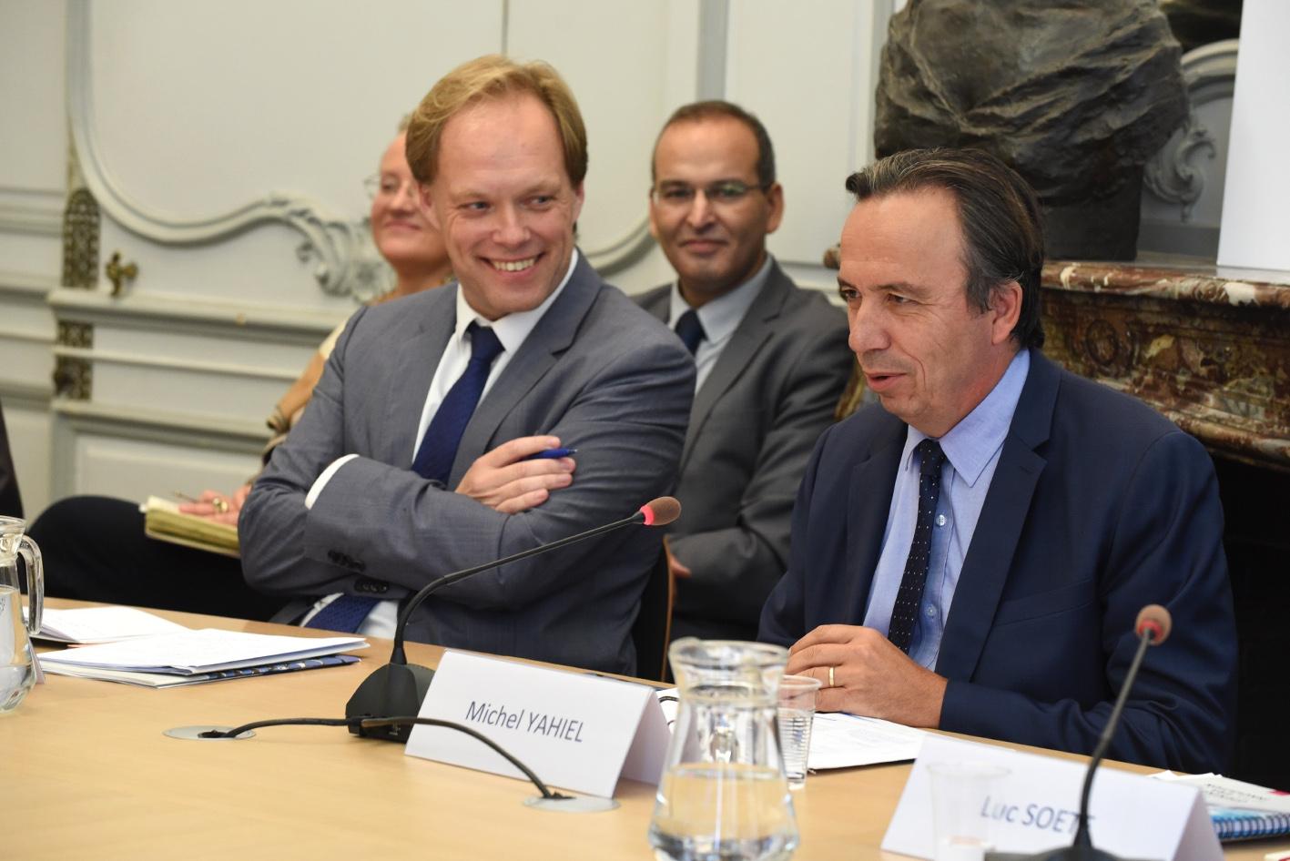 L'avenir de la politique européenne en matière de recherche et d'innovation