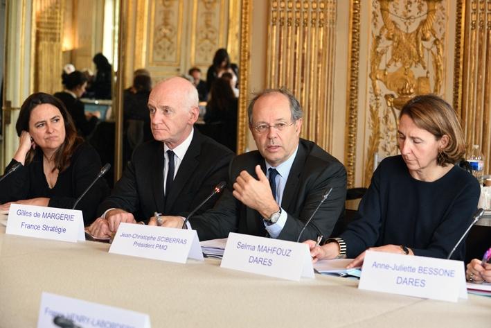 Comité d'orientation de la prospective des métiers et des qualifications 2030