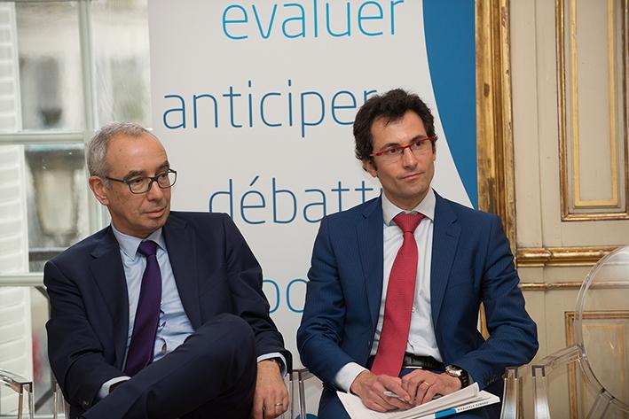 Jean Pisani-Ferry et Lionel Janin