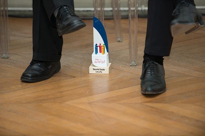 Cérémonie de remise des Prix EN3S 2017