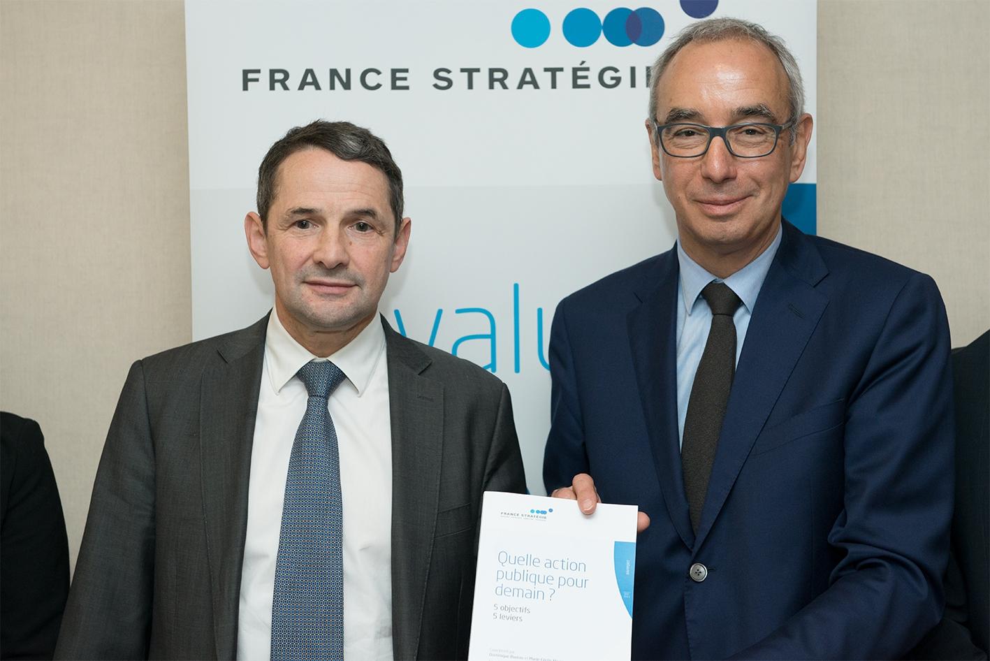 Thierry Mandon, Jean Pisani-Ferry
