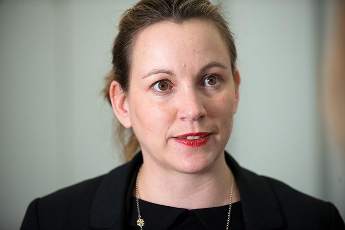 Axelle Lemaire, secrétaire d'État chargée du numérique