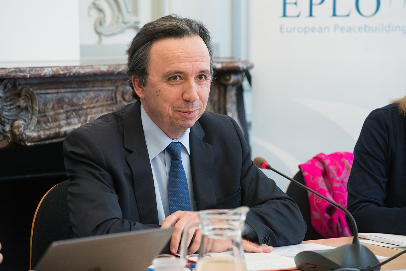 La France face à la stratégie globale de l'UE