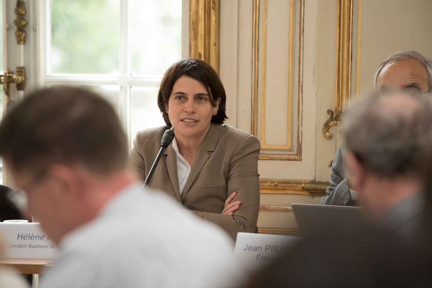 Débat : Comment renforcer le fonctionnement de la zone euro ?