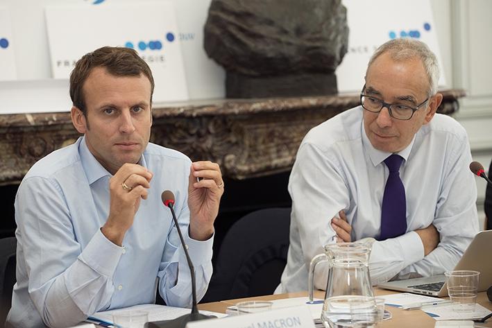 Rencontre franco-allemande des partenaires sociaux