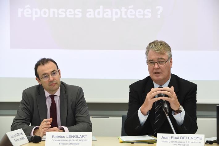 Nouvelles formes d'emploi et retraite : Quels enjeux ? Quelles réponses adaptées ?
