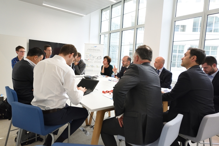 Atelier territoires, séance de lancement - La disparité géographique de l'emploi public