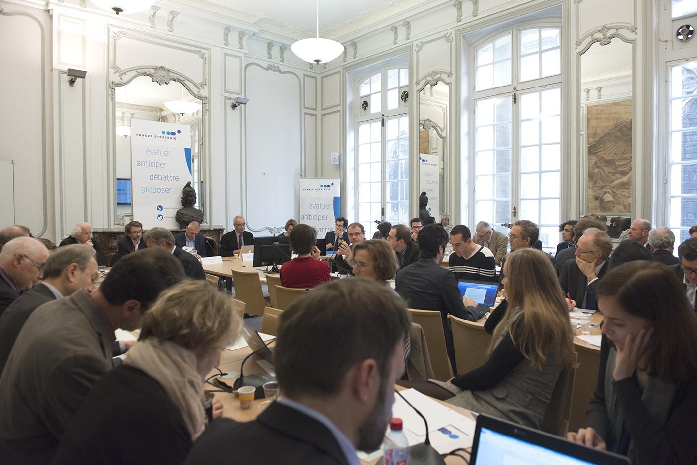Big Data : création de valeur, enjeux et stratégies de régulation