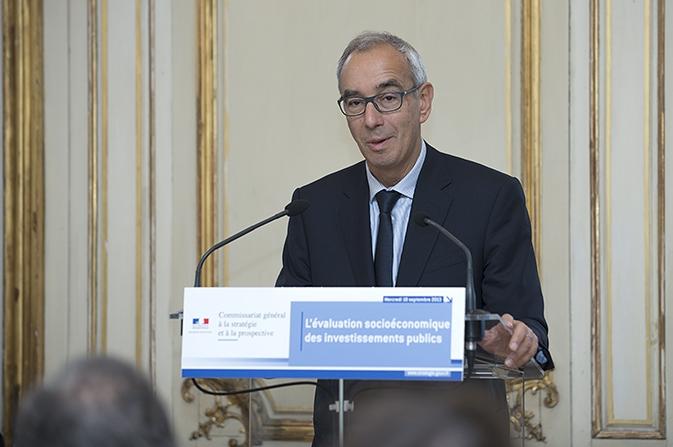 Jean Pisani-Ferry, Commissaire général à la stratégie et à la prospective
