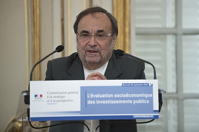 Jean Bergougnoux, Consultant, président d'honneur de la SNCF, directeur général honoraire d'EDF