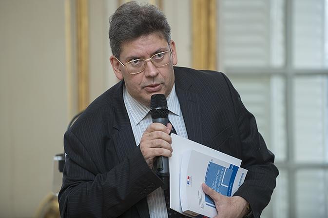 Dominique Auverlot, Commissariat général à la stratégie et à la prospective