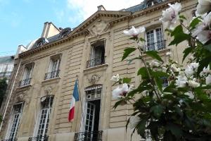 L'hôtel de Vogüé – Journées européennes du patrimoine