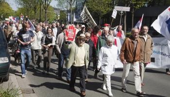 Manifestation à Dortmund (Allemagne) - 2011