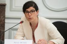 Myriam Métais nommée Secrétaire permanente de la Plateforme RSE