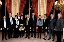 Quelle France dans 10 ans ? Dîner de travail à l'Assemblé nationale