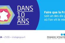 Ce que nous devons construire, c'est une vision de la France dans 10 ans