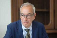 Jean Pisani-Ferry, commissaire général de France Stratégie
