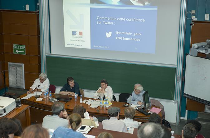 Conférence – 2025, le numérique !
