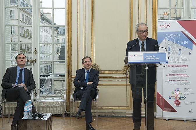 Julien Damon, Dominique Libault, Jean Pisani-Ferry
