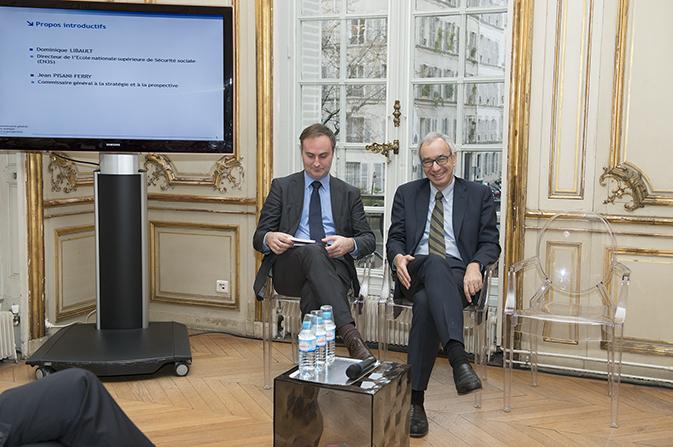 Julien Damon et Jean Pisani-Ferry