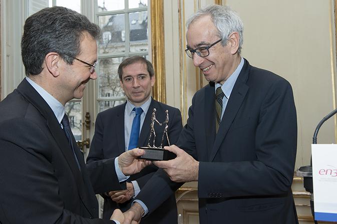 Didier Tabuteau, Dominique Libault, Jean Pisani-Ferry