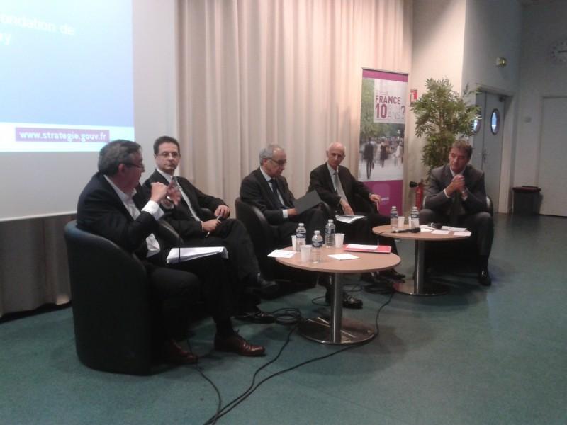 Retour sur le débat régional à Saclay