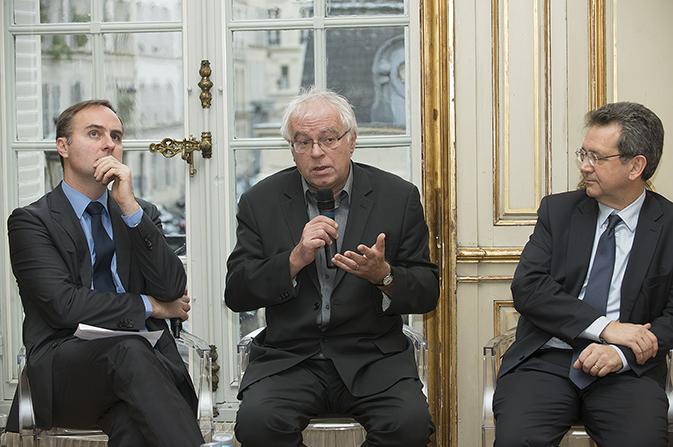 Julien Damon, Laurent Davezies, Didier Tabuteau