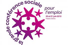 Grande conférence sociale pour l'emploi